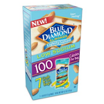 Lightly Salted Almonds 100 Calorie Pack