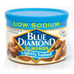 Low Sodium Lightly Salted Almonds